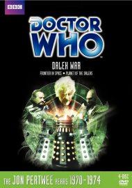 Planet of the Daleks (1973) starring Jon Pertwee, Katy Manning