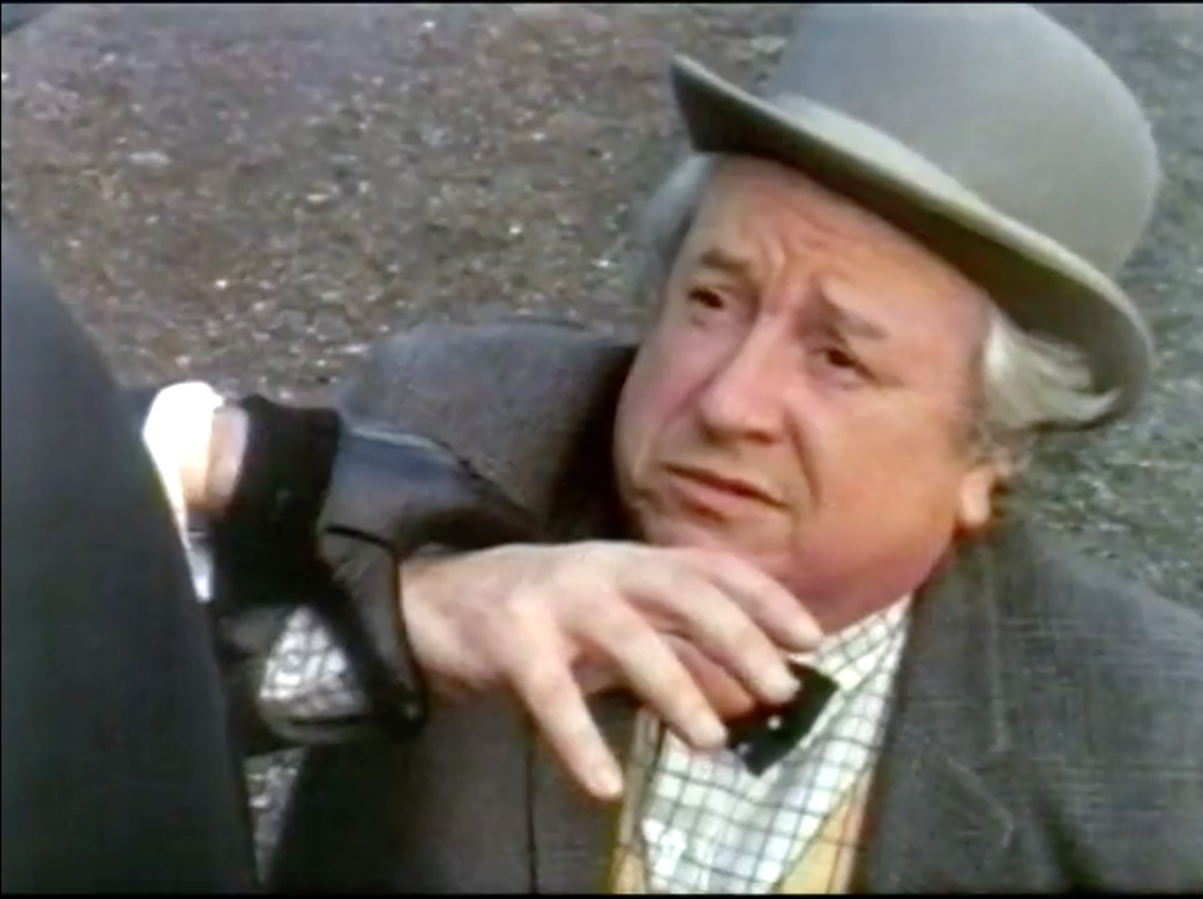 Rossini, the circus owner in Terror of the Autons