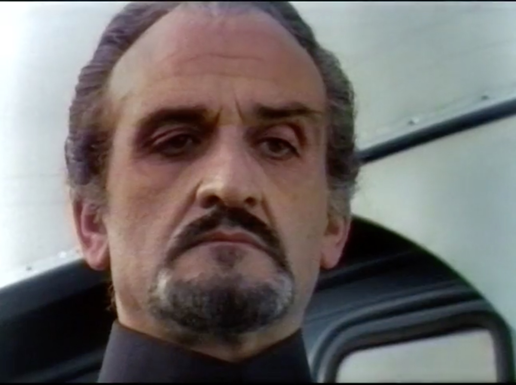 Roger Delgado's first appearance as The Master