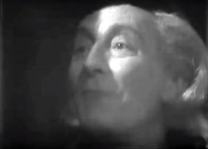 William Hartnell, the First Doctor, in Doctor Who: The Unearthly Child