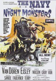 The Navy vs. the Night Monsters (1966) starring Mamie Van Doren, Anthony Eisley