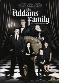 The Addams Family season 1 - the classic television series about the loving, macabre, family. Starring John Astin, Carolyn Jones, Jackie Coogan