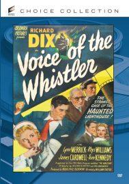 Voice of the Whistler (1945) starring Richard Dix, Lynn Merrick, James Cardwell