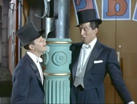 Song lyrics to Every Street's a Boulevard in Old New York. Music by Jule Styne. Lyrics by Bob Hilliard. Sung by Dean Martin and Jerry Lewis in Living It Up