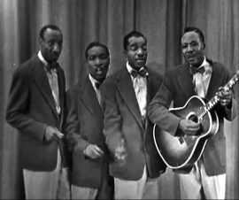 Song lyrics to I Wanna Say Hello, (Jimmy MacDonald / Jack Hoffman) recorded by The Four Knights in 1951