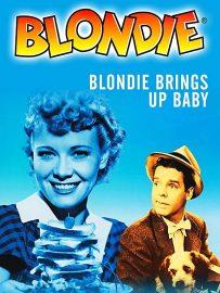 Blondie Brings Up Baby (1939) starring Penny Singleton, Arthur Lake, Larry Simms