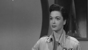 Donna Martell as Colonel Briteis in Project Moonbase