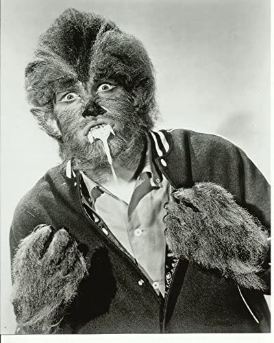 """Michael Landon as the title character in """"I Was a Teenage Werewolf"""""""