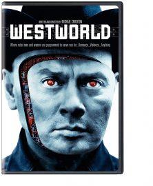 Westworld (1973) starring Richard Benjamin, James Brolin, Yul Brynner