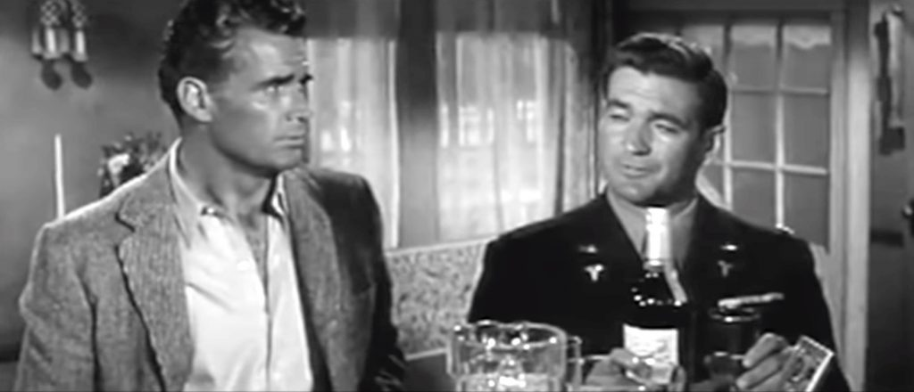 "James Garner and Rod Taylor in ""36 Hours"""